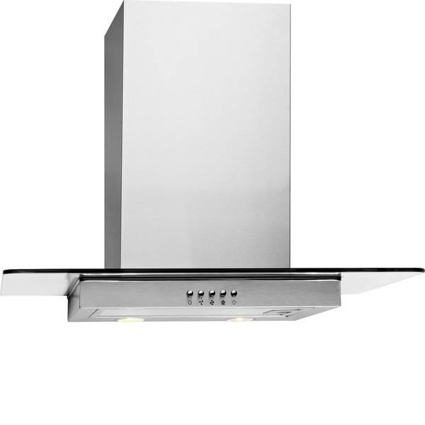 Cappe aspiranti - Bomann DU650.1 Cappa a parete 600 mm Classe energetica: D (A+ - F) 61 dB Acciaio -