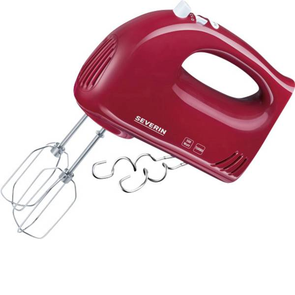 Sbattitori elettrici - Severin HM 3821 Sbattitore elettrico 300 W Rosso -