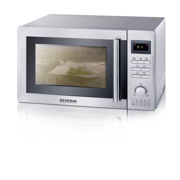 Forni a microonde - Severin MW 7868 Forno a microonde 900 W Funzione grill, Funzione aria calda -