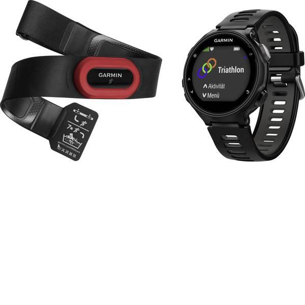 Dispositivi indossabili - Garmin Forerunner 735XT Fitness Tracker Uni Grigio, Nero -