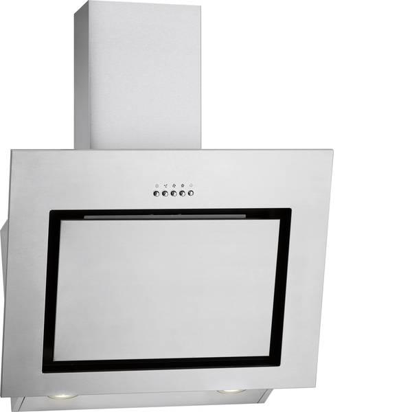 Cappe aspiranti - Bomann DU773IX Cappa a parete 600 mm Classe energetica: B (A+++ - D) 63 dB Acciaio -
