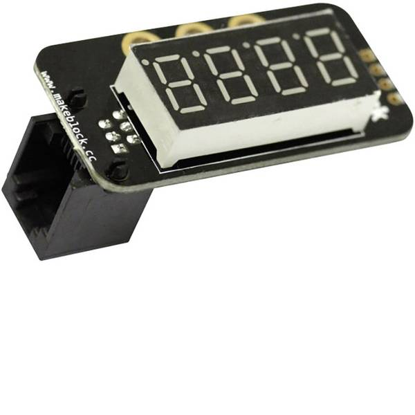 Kit accessori per robot - Makeblock Modulo di espansione Me 7-Segment Display -