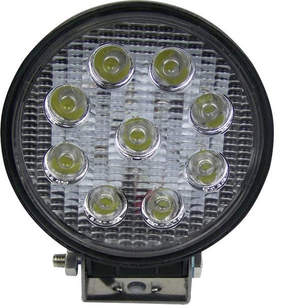 Fari e proiettori da lavoro - Berger & Schröter Faro da lavoro 12 V, 24 V 20213 Ampio fascio di illuminazione (L x A x P) 11.7 x 11.7 x 6.8 cm 1890 lm  -