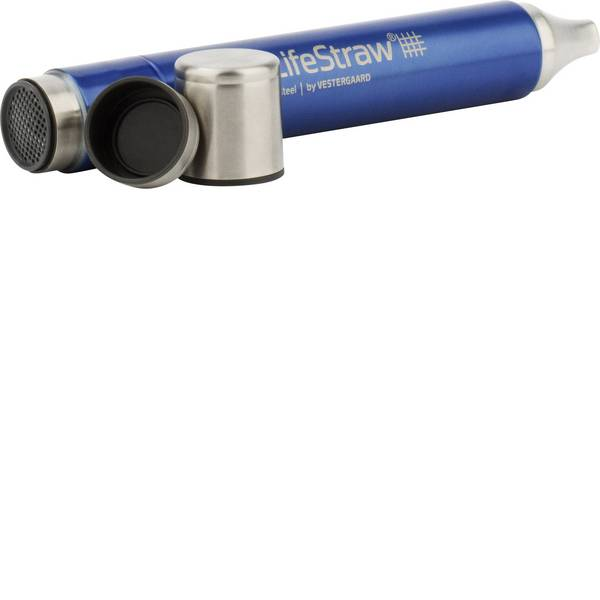 Accessori per cucine da campo - Filtro per acqua LifeStraw Acciaio inox 7640144283629 Steel -