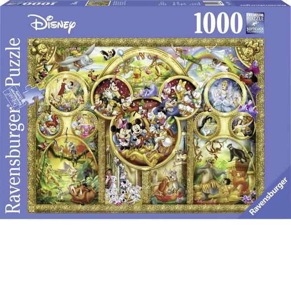 Puzzle - Ravensburger Puzzle - i momenti più belli argomenti Disney -