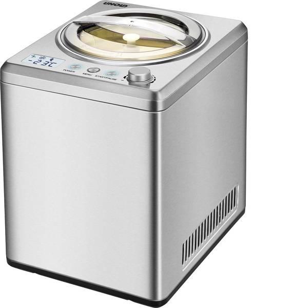 Macchine per il gelato - Unold Profi Plus Macchina per il gelato Incl. refrigeratore, con display 2.5 l -
