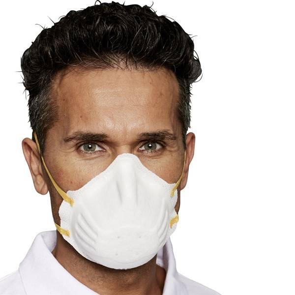 Maschere per polveri fini - Mascherina antipolvere senza valvola FFP1 D EKASTU Sekur Mandil 414 210 20 pz. -