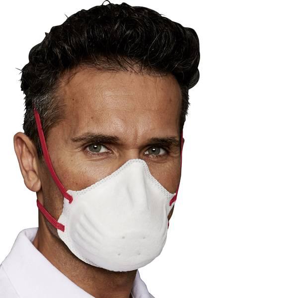 Maschere per polveri fini - Mascherina antipolvere senza valvola FFP3 D EKASTU Sekur Mandil 414 216 20 pz. -