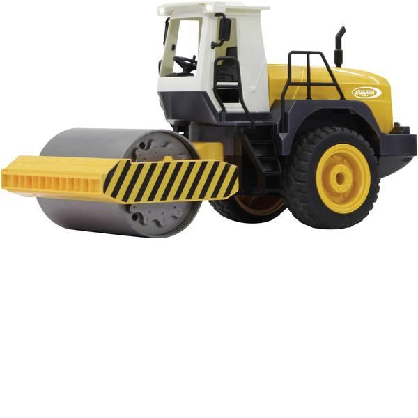 Trattori e mezzi da cantiere RC - Con funzione di vibrazione rullo Modellino per principianti Jamara 1:20 Veicolo -