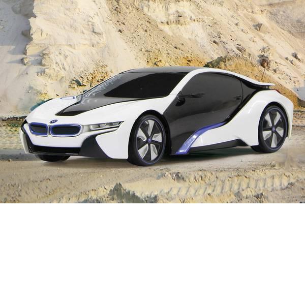 Auto telecomandate - Jamara 404495 BMW I8 1:24 Automodello per principianti Elettrica Auto stradale -