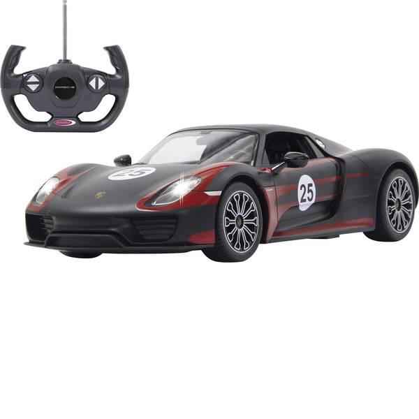 Auto telecomandate - Jamara 404581 Porsche 918 Spyder Race 1:14 Automodello per principianti Elettrica Auto stradale -