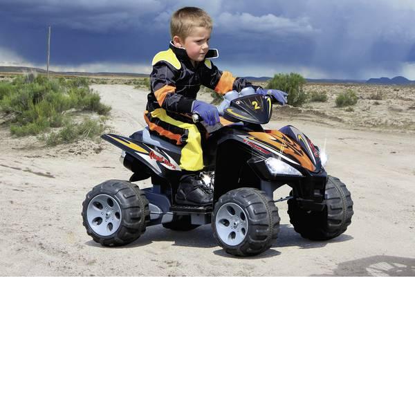 Veicoli elettrici per bambini - Quad elettrico Jamara 12 V Ride-on Quad -