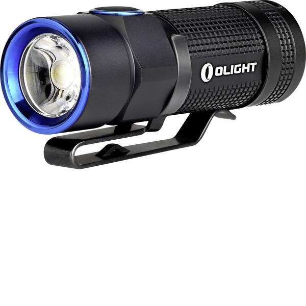Torce tascabili - OLight S1R Baton Mini torcia elettrica lungo raggio, con funzione memory, con funzione timer, Interfaccia USB, con  -