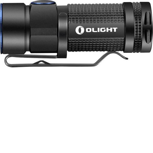 Torce tascabili - OLight S1 Baton Mini torcia elettrica con modalità strobo, con supporto magnetico, con funzione timer, con clip per  -
