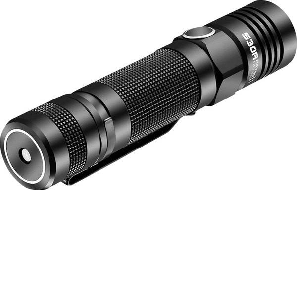 Torce tascabili - OLight S30R III LED Torcia tascabile con clip per cintura, Cinturino, con supporto magnetico, con funzione memory, con  -