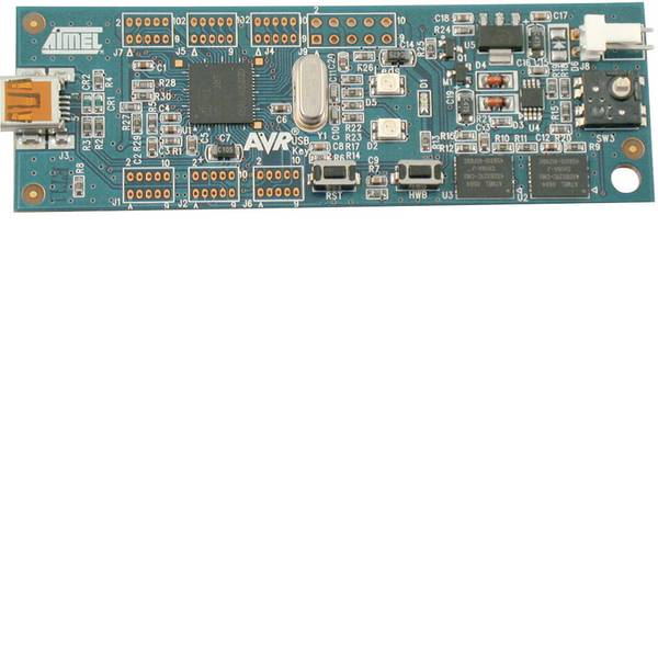 Kit e schede microcontroller MCU - Microchip Technology Scheda di sviluppo AT90USBKey2 Atmel AVR -