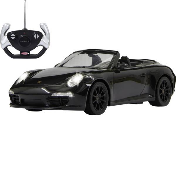 Auto telecomandate - Jamara 403085 Porsche 911 Carrera 1:12 Automodello per principianti Elettrica Auto stradale -