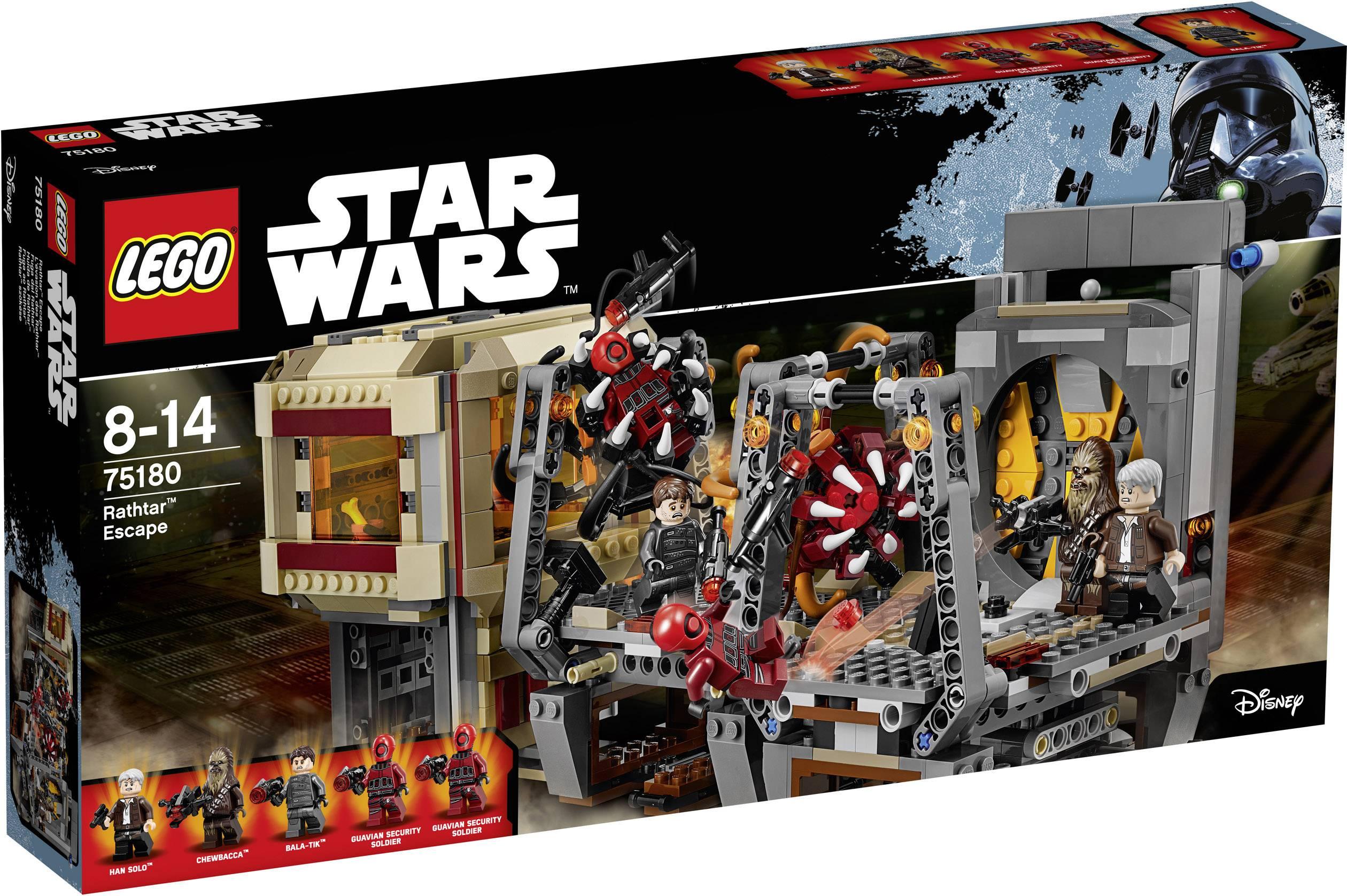 LEGO® STAR WARS™ 75180 Fuga dal Rathtar™