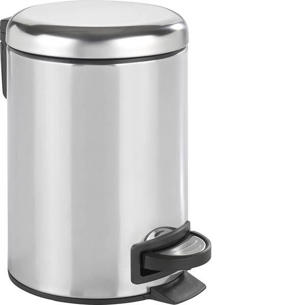 Pulizia della cucina e accessori - Pattumiera Wenko Leman 3 L in acciaio inox -