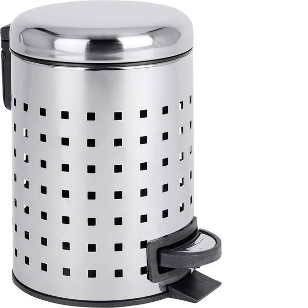 Pulizia della cucina e accessori - Pattumiera Wenko Leman 3 L in acciaio inox forata -