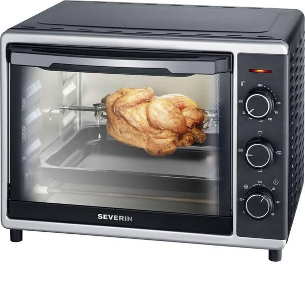 Fornetti - Severin TO 2056 Piccolo forno Preselezione temperatura, Funzione timer 30 l -