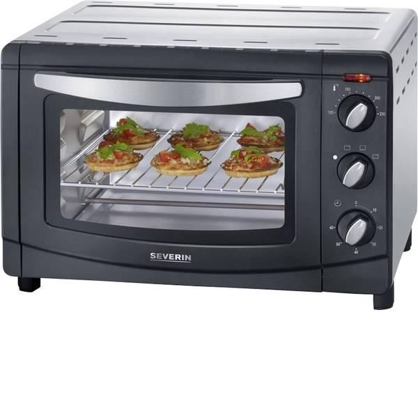 Fornetti - Severin TO 2060 Piccolo forno Preselezione temperatura, Funzione timer 20 l -