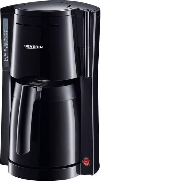 Macchine dal caffè con filtro - Severin KA 4115 Macchina per il caffè Nero Capacità tazze=8 Isolato -
