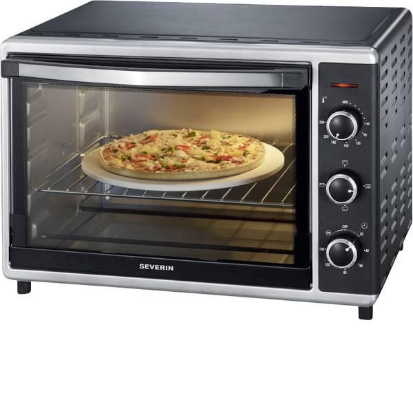 Fornetti - Severin TO 2058 Piccolo forno Preselezione temperatura, Funzione timer 42 l -