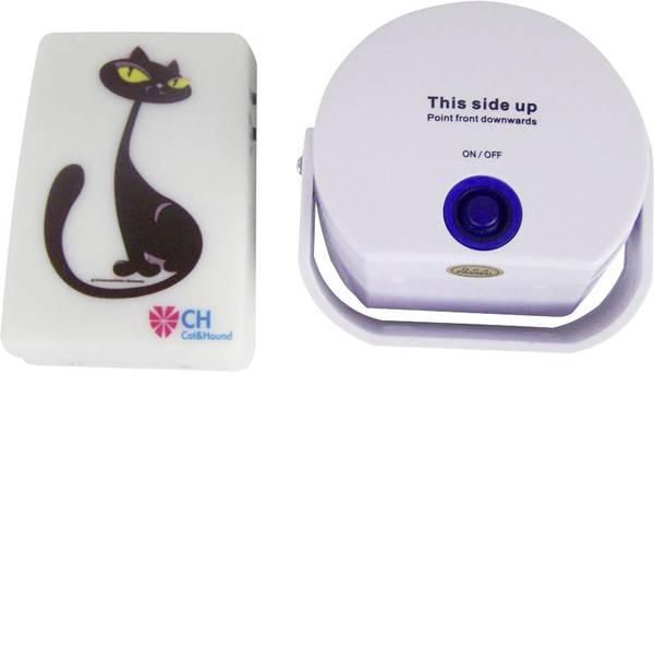 Prodotti per animali domestici - Campanello per animali domestici Cat & Hound Cat doorbell Bianco 1 pz. -