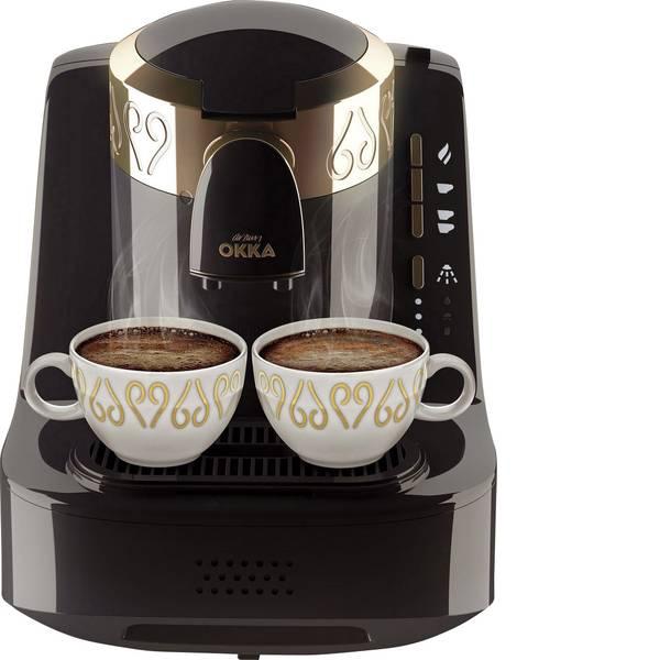 Macchine dal caffè con filtro - arzum Okka Caffettiera elettrica Nero, Rame -