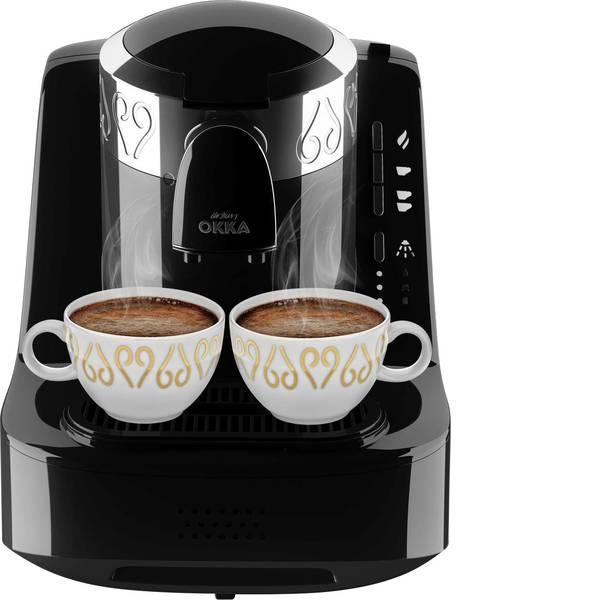 Macchine dal caffè con filtro - arzum Okka Caffettiera elettrica Nero, Argento -