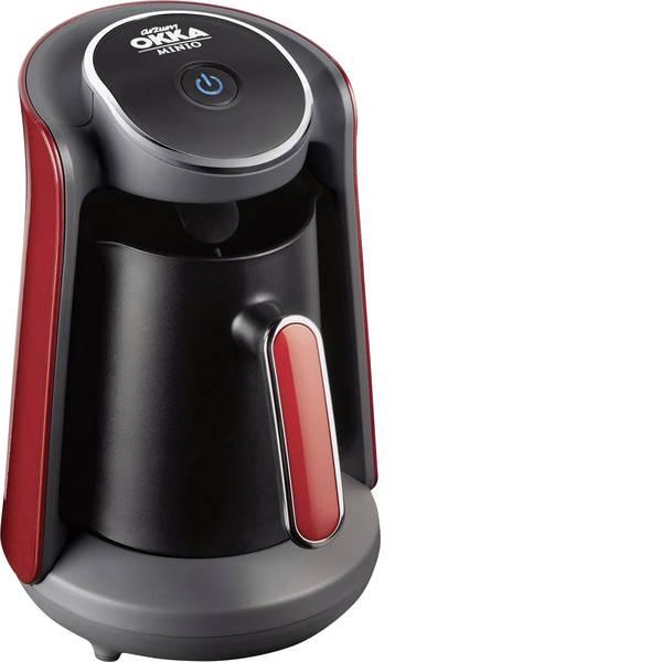 Macchine dal caffè con filtro - arzum OKKA MINIO Caffettiera elettrica Nero, Rosso -