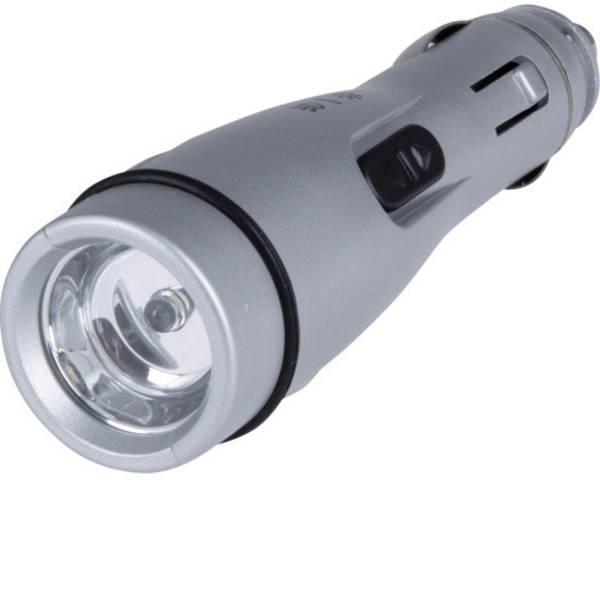 Torce tascabili - Heitronic 49517 LED (monocolore) Torcia tascabile a batteria ricaricabile 72 h -