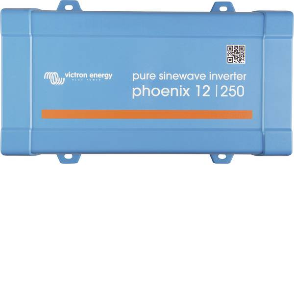 Inverter - Victron Energy Inverter Phoenix 12/250 250 W 12 V/DC - 230 V/AC -