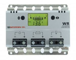 Western Co. WR10 Regolatore di cari