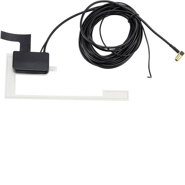 Antenne per auto - RCS Systeme 1Z613 Antenna DAB a disco con amplificatore -