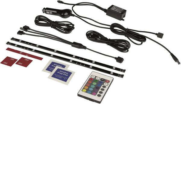 Luci d`ambiente per interni auto - Illuminazione generale LEDambient Tuning Lights Basis-Kit Osram Auto -