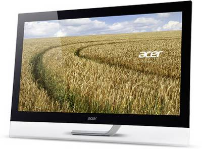 Acer T272HL Monitor touch screen 68.6 cm(27 pollici ) 1920 x 1080 Pixel16:9 (1