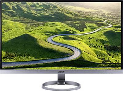 Acer H277H Monitor LED 68.6 cm (27 pollici) Classe energetica A 1920 x 1080 Pixel HD 1080 p 4.00 ms VGA, DVI, HDMI ™ IPS