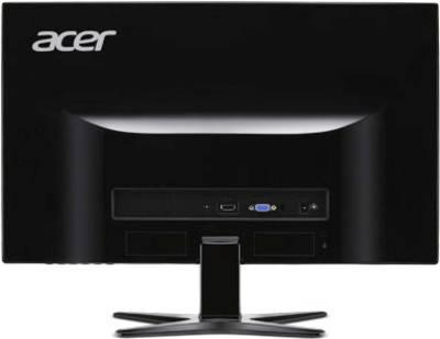 Acer G247HYL Monitor LED 61 cm (24 pollici) Classe energetica A 1920 x 1080 Pixel HD 1080 p 4.00 ms VGA, HDMI ™, DVI, Au