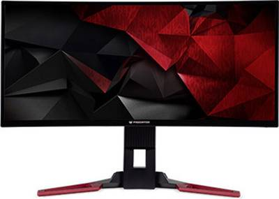 Acer Predator Z301C Monitor LED 74.9 cm (29.5 pollici) Classe energetica A+ 2560 x 1080 Pixel 4.00 ms HDMI ™, USB 3.0,