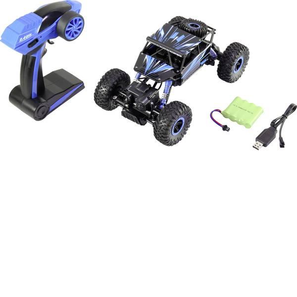 Auto telecomandate - Rock Crawler 1:18 Automodello per principianti Elettrica Crawler 4WD -