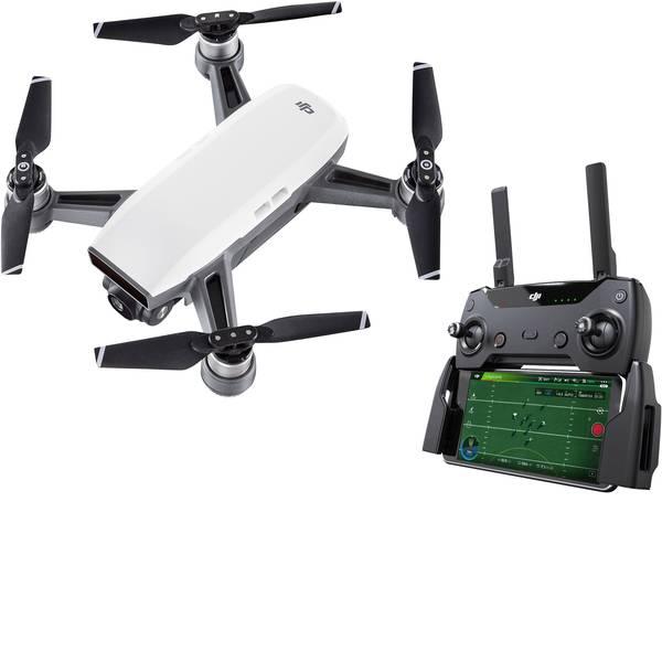 Quadricotteri e droni - DJI Spark Fly More Combo, Alpine White Quadricottero RtF Per foto e riprese aeree -