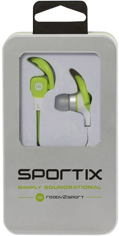 ready2music Sportix Sport Cuffia Auricolare In Ear headset con ... 606cd604f711