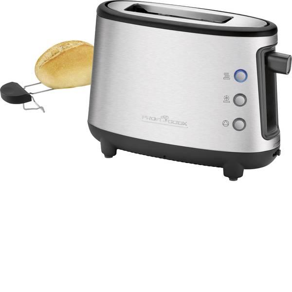 Tostapane - Profi Cook PC-TA 1122 Tostapane Funzione toast Argento/acciaio inox -