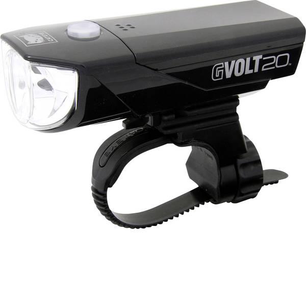 Luci per bicicletta - Cateye Fanale anteriore GVOLT20RC HL-EL350G-RC LED (monocolore) a batteria ricaricabile Nero -