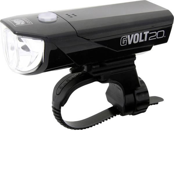 Luci per bicicletta - Cateye Fanale anteriore GVOLT20 HL-EL350G LED (monocolore) a batteria Nero -