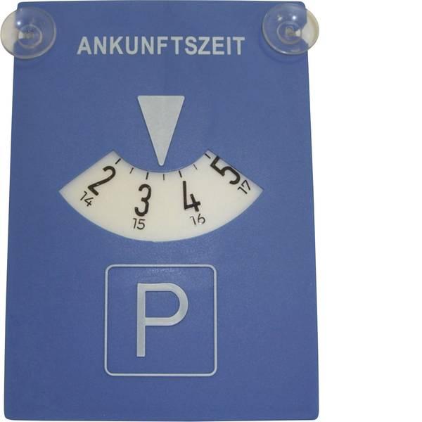 Accessori comfort per auto - Disco orario HP Autozubehör 19940 11 cm x 15 cm con ventosa -