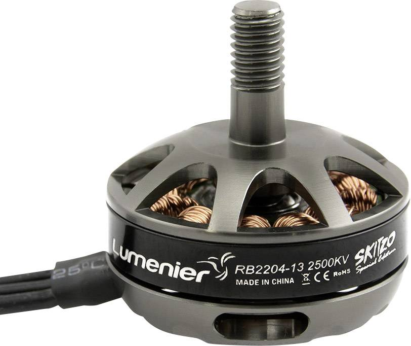 Motore elettrico brushless per dron