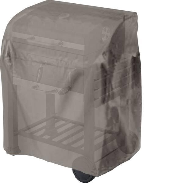 Accessori grill - Telo di copertura per barbecue Carrello griglia tepro Garten 8700 Grigio tortora -